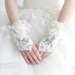 Свадебные митенки Сказка