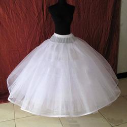 Свадебная юбка-кринолин для пышных платьев