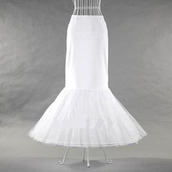 Свадебный подъюбник-кринолин для платья силуэта русалка