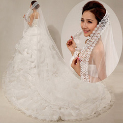 Свадебная фата Принцесса