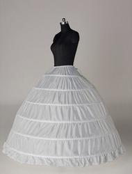 Свадебный кринолин на 6 обручах для пышных платьев