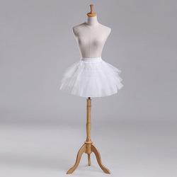 Свадебный короткий кринолин в форме балетной пачки