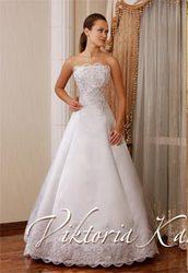 Свадебное платье Виктория Карандашева