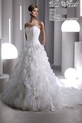 Красивое свадебное платье DV8238