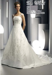 Свадебное платье невесты DV8218
