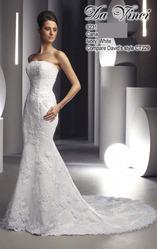 Красивое свадебное платье DV8231