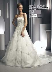 Красивое свадебное платье DV8234
