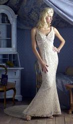 Кружевное свадебное платье CW5503