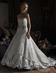 Свадебное платье Кружевная фантазия CW5468