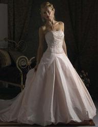 Свадебное платье Розовый шик CW5466