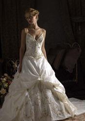 Неповторимое платье невесты CW5476