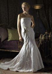 Свадебное платье А-силуэта CW5478a