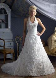 Кружевное свадебное платье CW5502