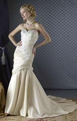 Элегантное свадебное платье CW5495