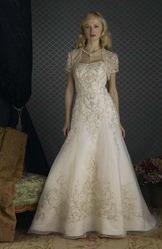 Кружевное свадебное платье CW5494