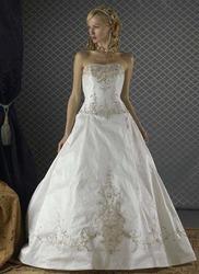 Оригинальное свадебное платье CW5490