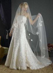 Свадебное платье Кружевной мир CW5487