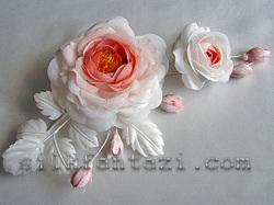 Белая роза Винтаж