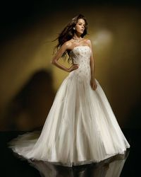 Свадебное платье, модель BR901