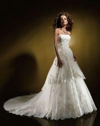 Свадебное платье, модель BR907