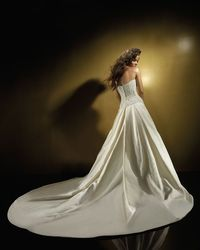 Свадебное платье, модель BN 914