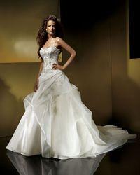 Свадебное платье, модель BR902