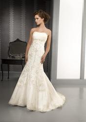 Свадебное платье рыбка , модель N EW002