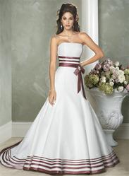 Свадебное платье, модель N HS0018