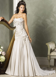 Свадебное платье, модель N HS0013