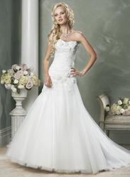 Свадебное платье, модель N HS0019