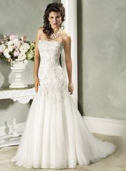 Свадебное платье, модель N HS0020