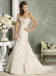 Свадебное платье, модель N HS0026