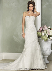 Свадебное платье, модель N HS0004