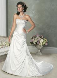 Свадебное платье, модель N HS0008