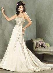 Свадебное платье, модель N HS0007