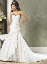 Свадебное платье, модель N HS0006