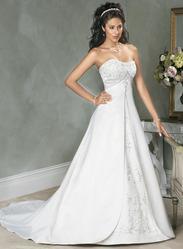 Свадебное платье, модель N HS0001