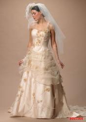 Свадебное платье, модель N ND0001