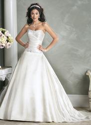 Свадебное платье, модель N HS0056