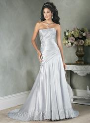 Свадебное платье, модель N HS0041