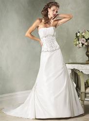 Свадебное платье, модель N HS0049