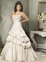 Свадебное платье, модель N HS0045