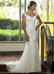 Свадебное платье, модель N HK00093.