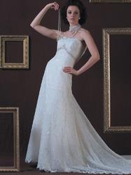 Свадебное платье, модель N HK00114.