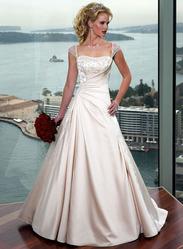 Свадебное платье, модель N HK00111.