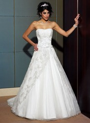 Свадебное платье, модель N HK00102.