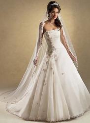 Свадебное платье принцесса, модель N HK00078
