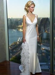 Свадебное платье, модель N HK00039.