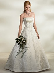Свадебное платье, модель N HK0007.