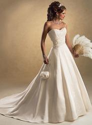 Свадебное платье, модель №HK0001